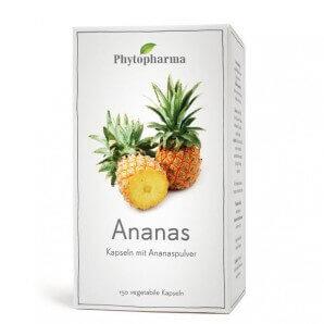 Phytopharma Pineapple Capsules (150 pcs)