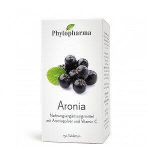 Phytopharma Aronia Tabletten (150 Stk)