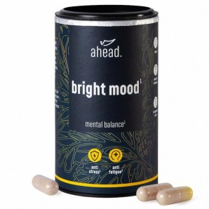 ahead. bright mood capsules (90 pcs)