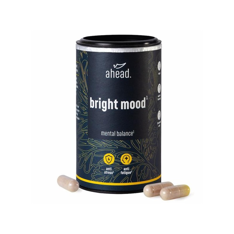 ahead. bright mood capsules (90 pcs)