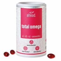 ahead. total omega Kapseln (90 Stk)