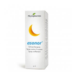 Phytopharma Asonor Snore Spray (30ml)
