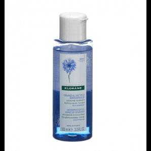 KLORANE Bleuet Augen-Make-Up Entferner Wasserfest (100 ml)