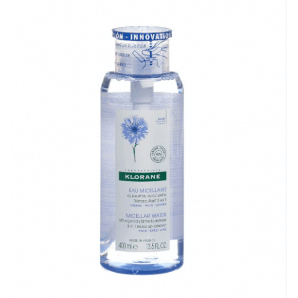 KLORANE Bleuet Micellar Lotion Face Eye (400 ml)