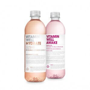 Vitamin Well Good Day Bundle (2 x 500ml)