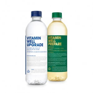 Vitamin Well Sport-Bundle (2 x 500ml)