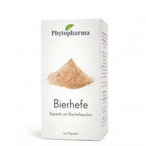 Phytopharma brewer's yeast capsules (100 pcs)
