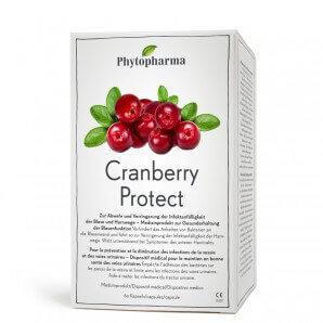 Phytopharma Cranberry Protect Kapseln (60 Stk)