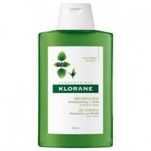KLORANE nettle shampoo (400 ml)
