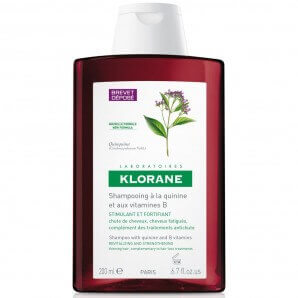 KLORANE Chinin-Shampoo (400 ml)