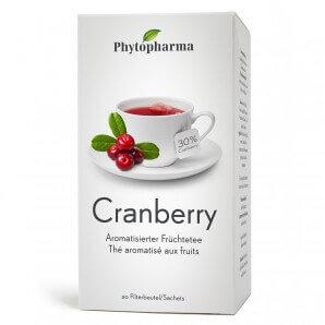 Phytopharma Cranberry Tea (20 sachets)