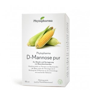Phytopharma D-Mannose pur (75 g)