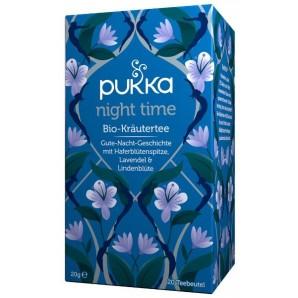 Pukka Night Time Tee Bio (20 Beutel)