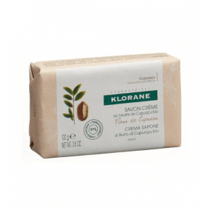 KLORANE Cream Soap Cupuaçu Flower (100g)