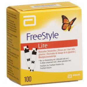 Abbott Freestyle - Lite Teststreifen (100 Stk)