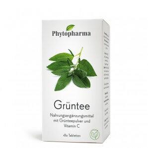 Phytopharma Grüntee Tabletten (180 Stk)