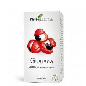 Phytopharma Guarana Kapseln (100 Stk)