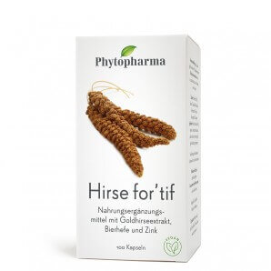 Phytopharma millet for'tif capsules (100 pcs)