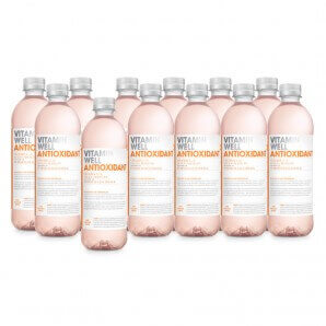 Vitamin Well Antioxidant (12 x 500ml)