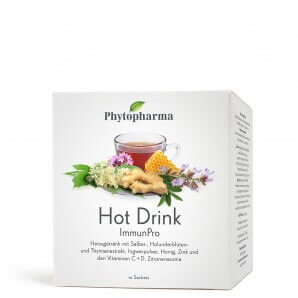 Phytopharma Hot Drink ImmunPro (10 pièces)