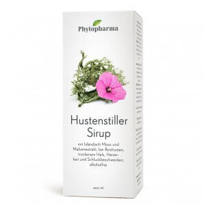 Phytopharma Hustenstiller Sirup (200ml)