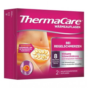 Thermacare Menstrual (2 Stk)