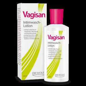 Vagisan intimate wash lotion (200ml)