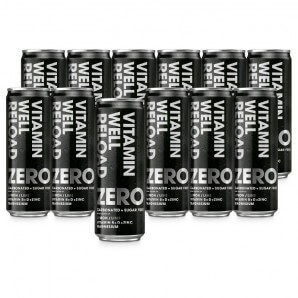 12x Vitamin Well Zero Reload (355ml)