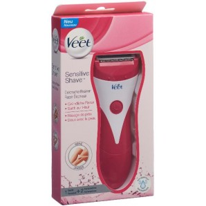 Veet Sensitive Shave Elektrischer Rasierer