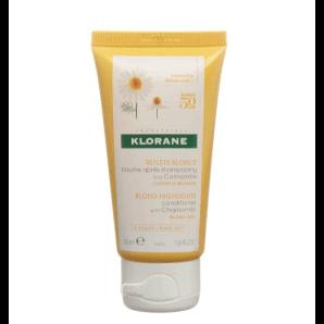 KLORANE Après-shampoing à la camomille (50ml)
