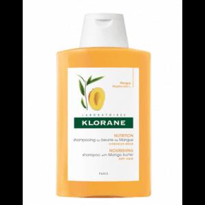 KLORANE Mango Shampoo (200ml) + Care (50ml)