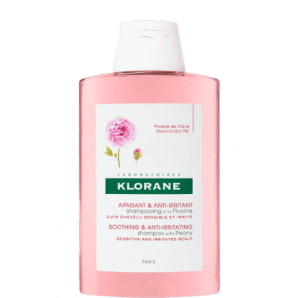 KLORANE Pfingstrosen Shampoo (200ml) +Pflegespülung (50ml)