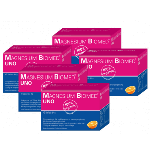 5x Magnésium Biomed Uno (40 pièces)