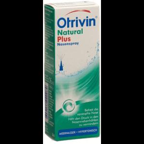 OTRIVIN Natural Plus Spray (20 ml)