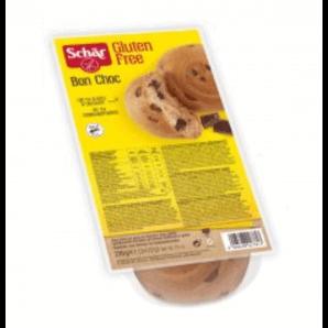 SCHÄR Bon Choc sweet gluten-free rolls with chocolate (220g)