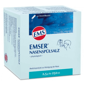 EMSER Nasenspülsalz (50 Btl 2.5 g)