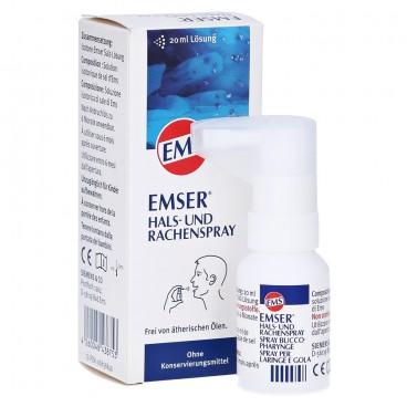 EMSER throat and throat spray (20ml)