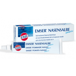 EMSER nose ointment sensitive (10 g)