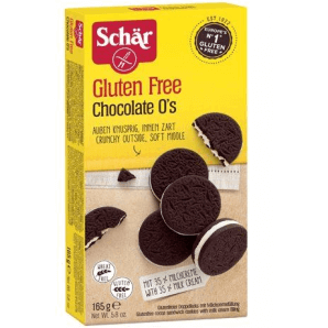 SCHÄR Chocolate O's gluten free (165g)