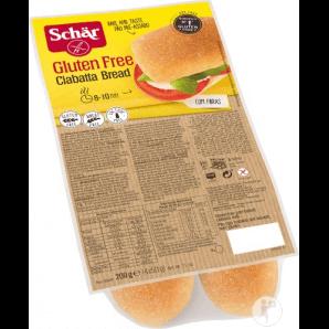 SCHÄR Ciabatta bread rolls (4 x 50g)