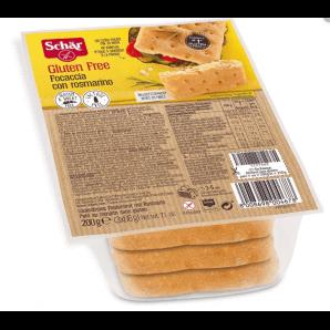 SCHÄR focaccia with rosemary gluten-free (200g)