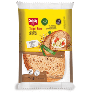 SCHÄR country bread multigrain gluten-free (250g)
