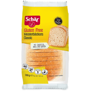 SCHÄR Meisterbäckers Classic gluten-free (300g)