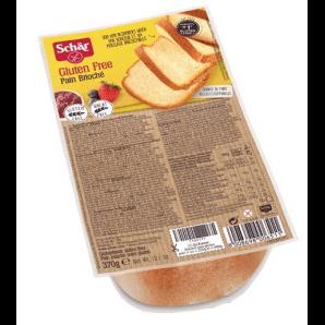 SCHÄR Pain Brioché gluten-free (370g)