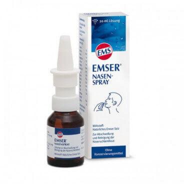 EMSER nasal spray (15ml)