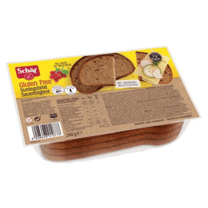 SCHÄR sourdough bread Surdegsbröd gluten-free (240g)