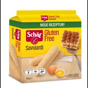SCHÄR Savoiardi Löffelbisquits glutenfrei (200g)