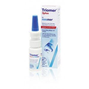Triomer 3 Plus nasal spray (15ml)