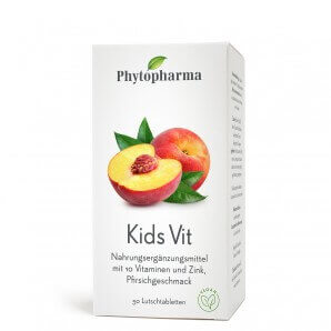 Phytopharma Kids Vit Lutschtabletten (50 Stk)