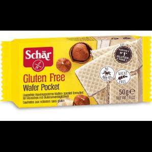 SCHÄR Wafer Pocket glutenfrei (50g)